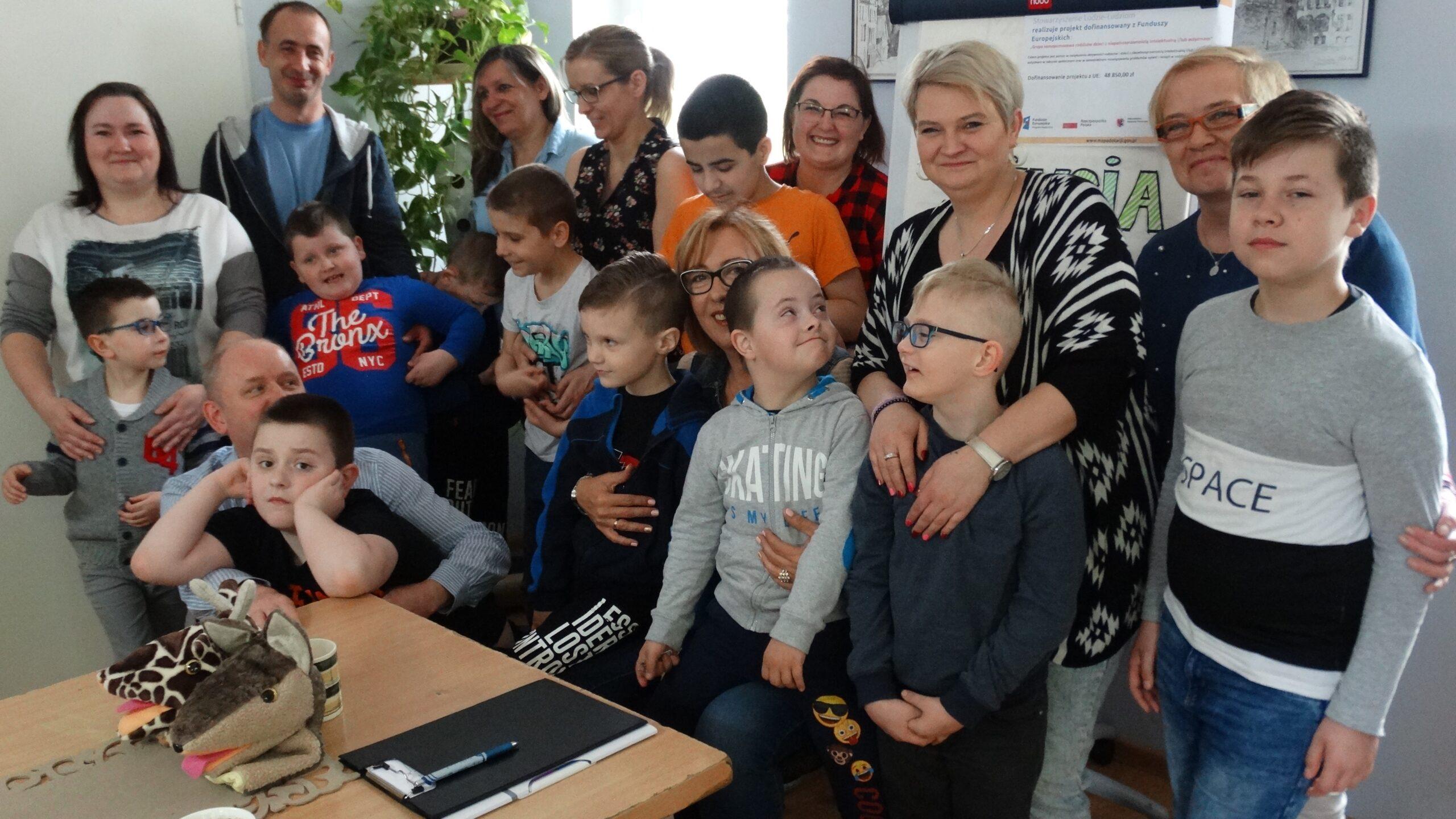 Program Środowiskowy Stowarzyszenia Ludzie - Ludziom z Chełmna